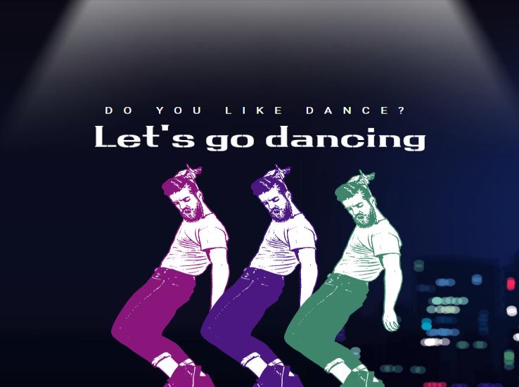 춤에 대한 흥미를 불러 일으키는 단기속성 댄스 레슨!!